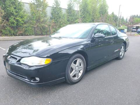 2005 Chevrolet Monte Carlo for sale at TOP Auto BROKERS LLC in Vancouver WA