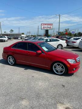 2010 Mercedes-Benz C-Class for sale at Jamrock Auto Sales of Panama City in Panama City FL