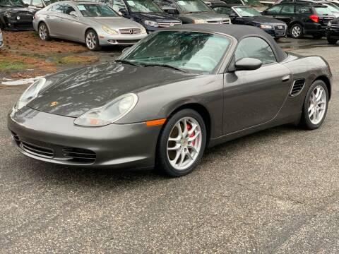 2003 Porsche Boxster for sale at MVP Auto LLC in Alpharetta GA
