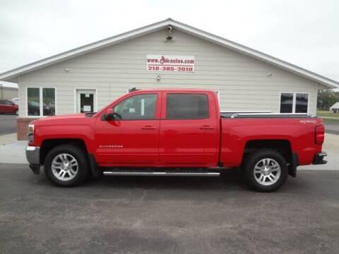 2017 Chevrolet Silverado 1500 for sale at GIBB'S 10 SALES LLC in New York Mills MN
