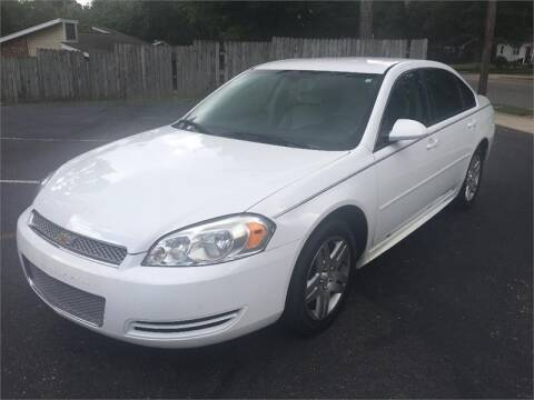 2014 Chevrolet Impala Limited for sale at Deme Motors in Raleigh NC