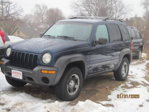 2002 Jeep Liberty for sale at MTC AUTO SALES in Omaha NE