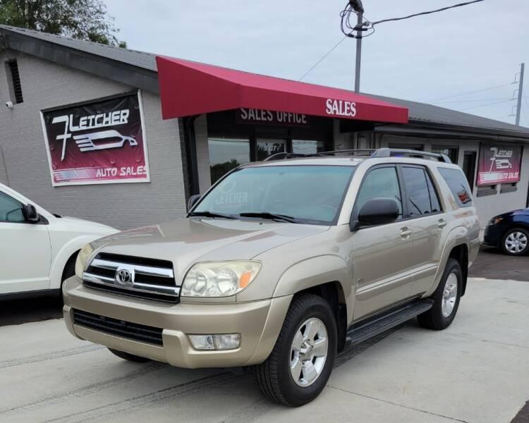 2005 Toyota 4Runner for sale at Fletcher Auto Sales in Augusta GA