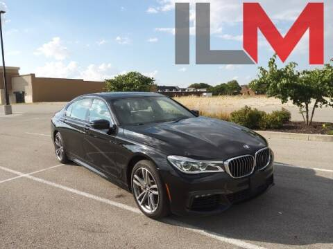 2016 BMW 7 Series for sale at INDY LUXURY MOTORSPORTS in Fishers IN