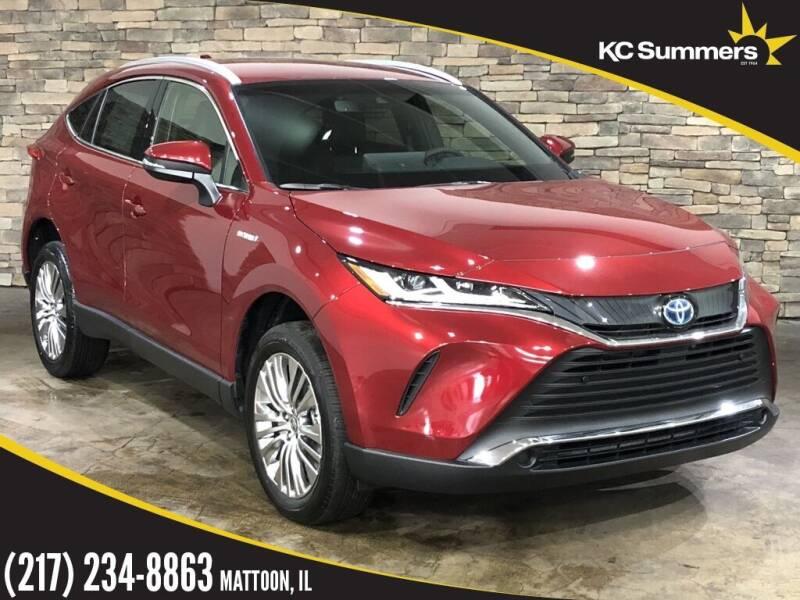 2021 Toyota Venza for sale in Mattoon, IL