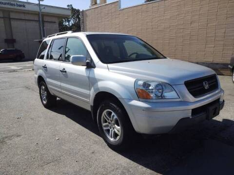 2005 Honda Pilot for sale at Auto City in Redwood City CA