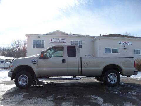 2009 Ford F-250 Super Duty for sale at SOUTHERN SELECT AUTO SALES in Medina OH