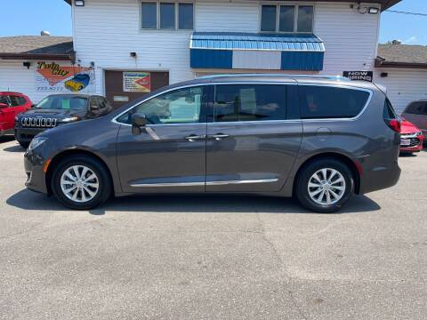 2018 Chrysler Pacifica for sale at Twin City Motors in Grand Forks ND