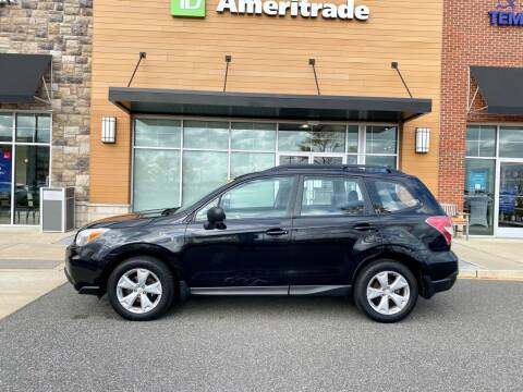 2015 Subaru Forester for sale at Bluesky Auto in Bound Brook NJ