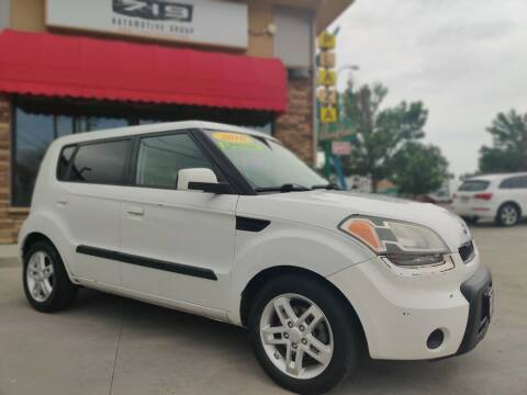 2010 Kia Soul for sale at 719 Automotive Group in Colorado Springs CO
