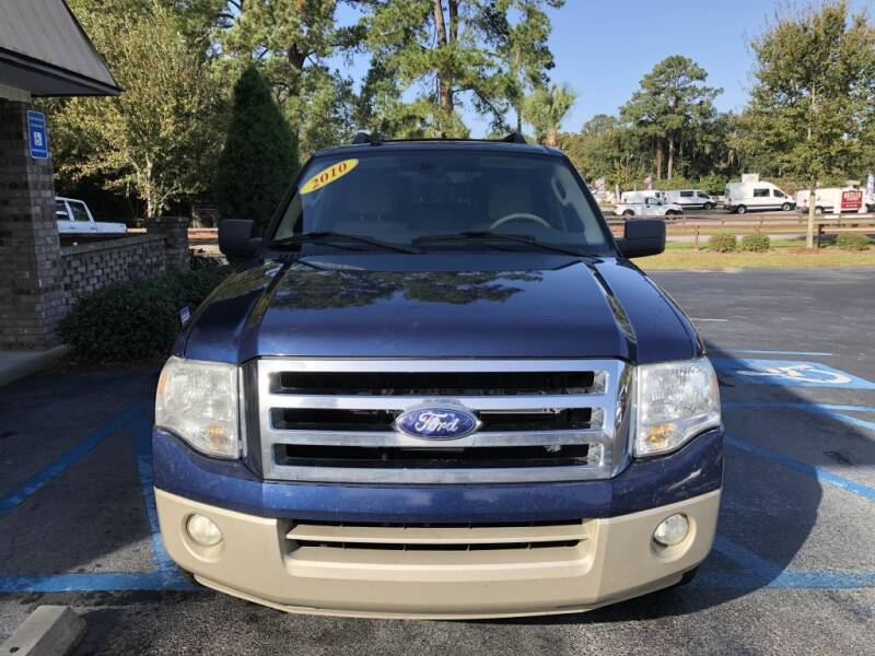 2010 Ford Expedition 4x2 Eddie Bauer 4dr SUV - Savannah GA