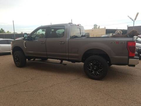 2022 Ford F-250 Super Duty for sale at Superstition Auto in Mesa AZ