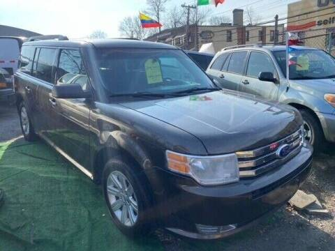 2011 Ford Flex for sale at Deleon Mich Auto Sales in Yonkers NY