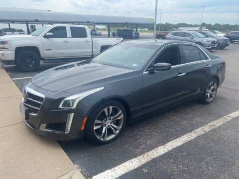 2014 Cadillac CTS for sale at Jerry's Buick GMC in Weatherford TX