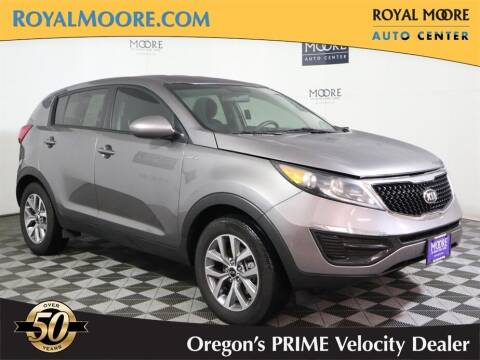 2015 Kia Sportage for sale at Royal Moore Custom Finance in Hillsboro OR