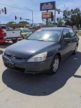 2005 Honda Accord for sale at Corridor Motors in Cedar Rapids IA