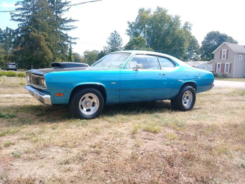 1970 Plymouth Duster for sale at MGM CLASSIC CARS in Addison IL