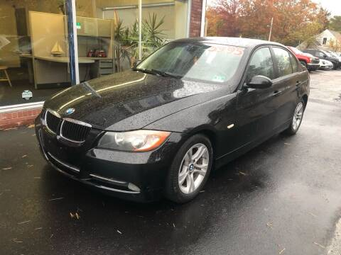2008 BMW 3 Series for sale at MBM Auto Sales and Service in East Sandwich MA