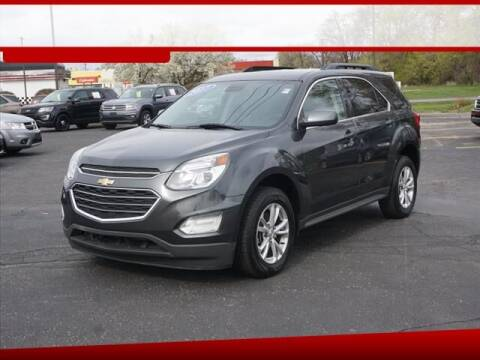 2017 Chevrolet Equinox for sale at Autowest of GR in Grand Rapids MI
