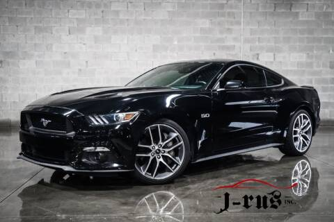 2015 Ford Mustang for sale at J-Rus Inc. in Macomb MI