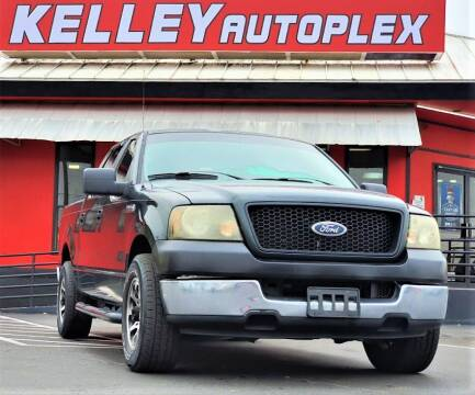 2005 Ford F-150 for sale at Kelley Autoplex in San Antonio TX