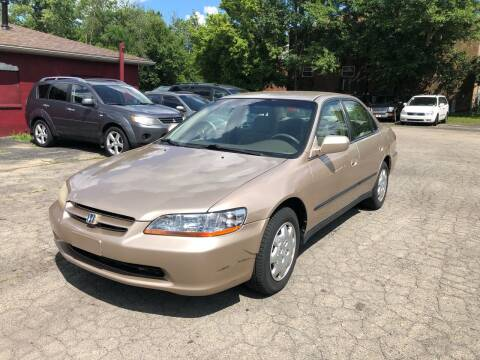 2000 Honda Accord for sale at Neals Auto Sales in Louisville KY
