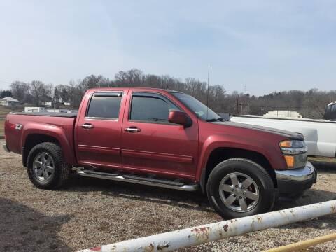 2010 Chevrolet Colorado for sale at Bates Auto & Truck Center in Zanesville OH