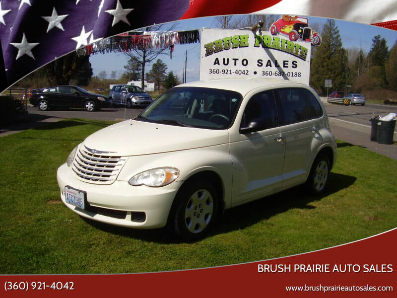 2007 Chrysler PT Cruiser for sale at Brush Prairie Auto Sales in Battle Ground WA