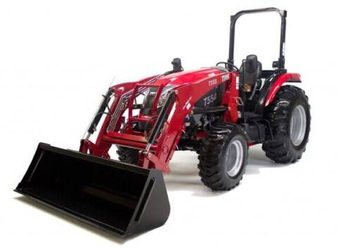 2020 TYM T554 for sale at DirtWorx Equipment - TYM Tractors in Woodland WA