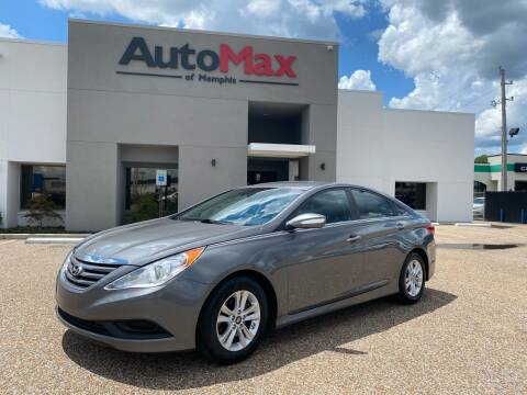 2014 Hyundai Sonata for sale at AutoMax of Memphis in Memphis TN