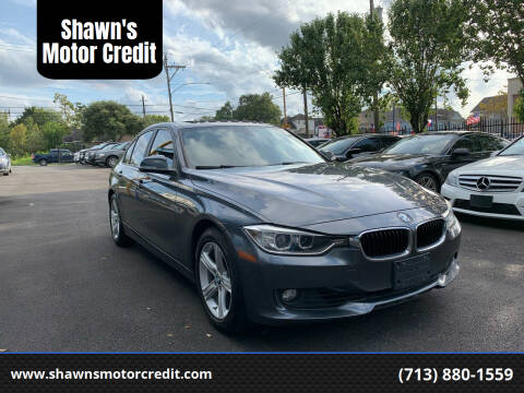 2013 BMW 3 Series for sale at Shawn's Motor Credit in Houston TX