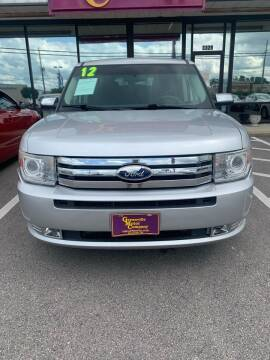 2012 Ford Flex for sale at Greenville Motor Company in Greenville NC