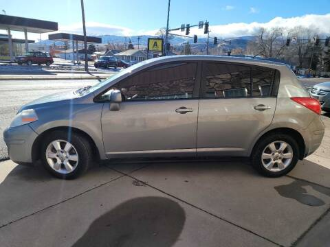 2008 Nissan Versa for sale at Truck 'N Auto Brokers in Pocatello ID
