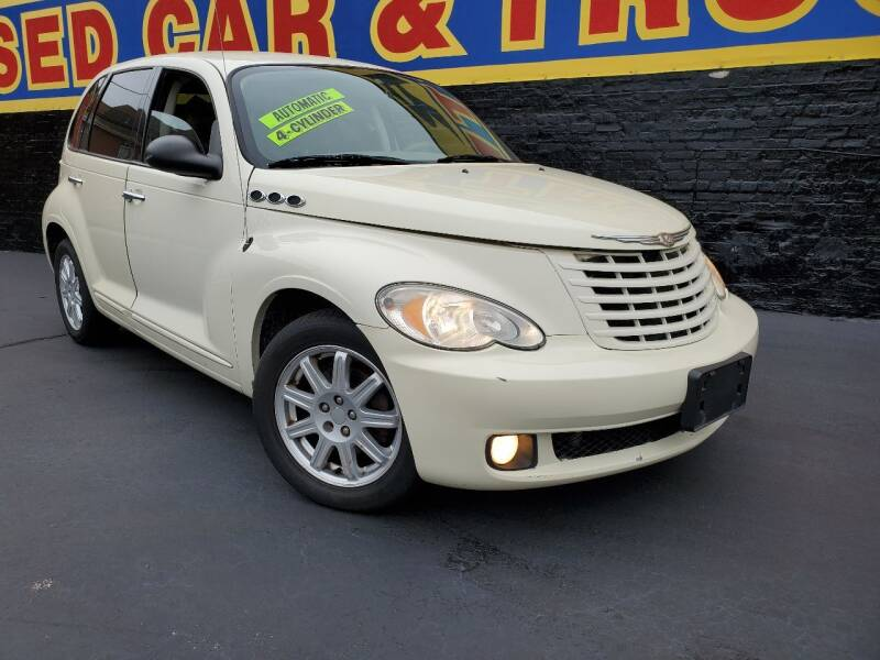 2008 Chrysler PT Cruiser for sale at B & R Motor Sales in Chicago IL