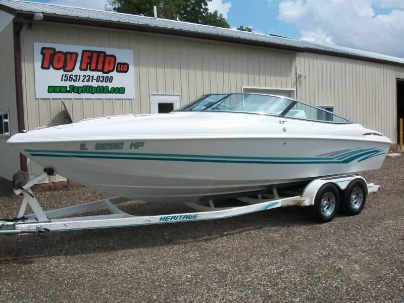 1999 Baja 232 for sale at Toy Flip LLC in Cascade IA