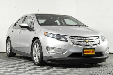 2012 Chevrolet Volt for sale at Washington Auto Credit in Puyallup WA