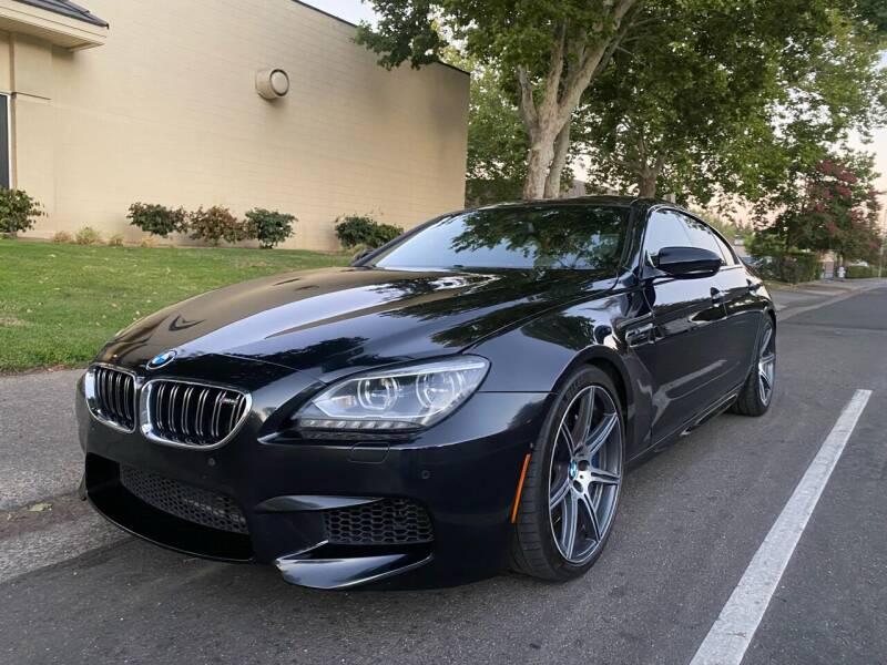 2014 BMW M6 for sale at LG Auto Sales in Rancho Cordova CA