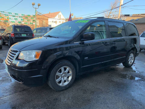 2008 Chrysler Town and Country for sale at Barnes Auto Group in Chicago IL