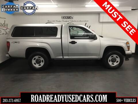 2012 Chevrolet Colorado for sale at Road Ready Used Cars in Ansonia CT