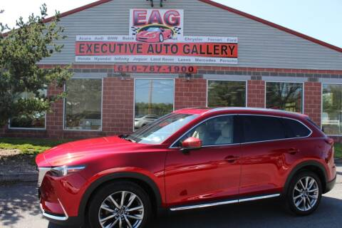 2018 Mazda CX-9 for sale at EXECUTIVE AUTO GALLERY INC in Walnutport PA