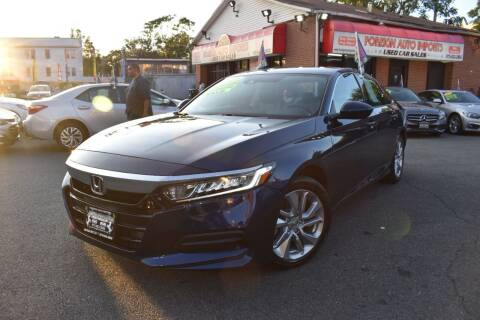 2020 Honda Accord for sale at Foreign Auto Imports in Irvington NJ