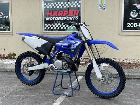 2020 Yamaha YZ 250 2-Stroke for sale at Harper Motorsports-Powersports in Post Falls ID
