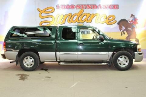 2004 GMC Sierra 1500 for sale at Sundance Chevrolet in Grand Ledge MI