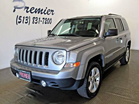2017 Jeep Patriot for sale at Premier Automotive Group in Milford OH