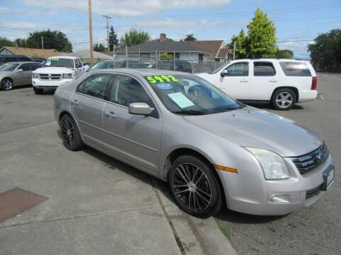 2008 Ford Fusion for sale at Car Link Auto Sales LLC in Marysville WA