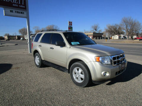 2010 Ford Escape for sale at Padgett Auto Sales in Aberdeen SD