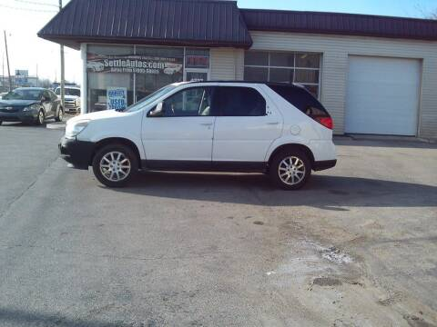 2007 Buick Rendezvous for sale at Settle Auto Sales TAYLOR ST. in Fort Wayne IN
