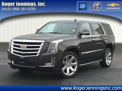 2016 Cadillac Escalade for sale at ROGER JENNINGS INC in Hillsboro IL