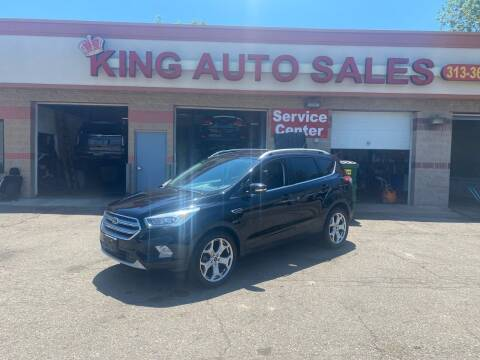 2017 Ford Escape for sale at KING AUTO SALES  II in Detroit MI