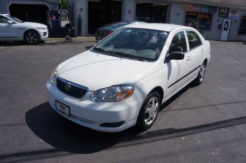 2006 Toyota Corolla for sale at Autos By Joseph Inc in Highland NY